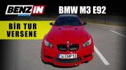 BMW M3 E92 Benzin TV