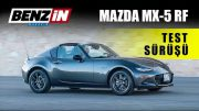 VİDEO: MAZDA MX-5 RF