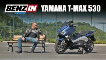 VİDEO: YAMAHA T-MAX 530 DX