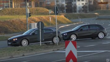 2019-mercedes-benz-a-class-fleet-spied-looks-like-a-pack-of-wolves_4