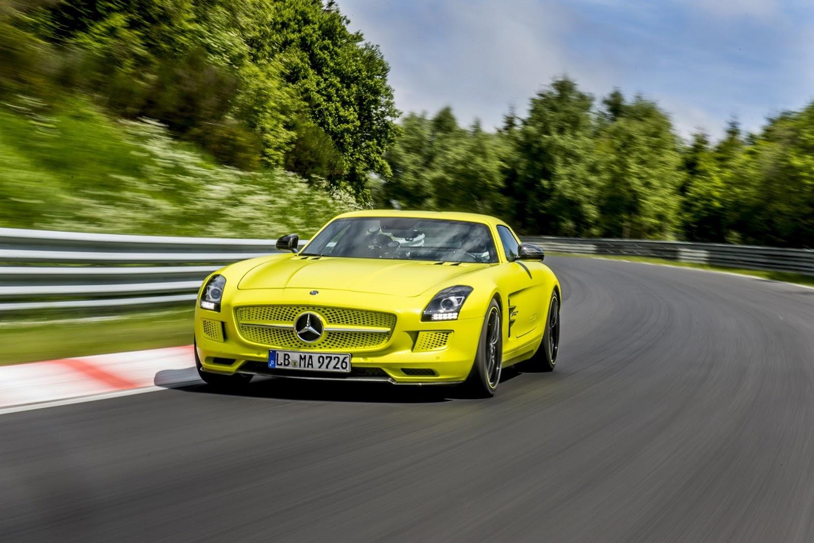 Mercedes-AMG'DE ŞARJLI DÖNEM BAŞLIYOR