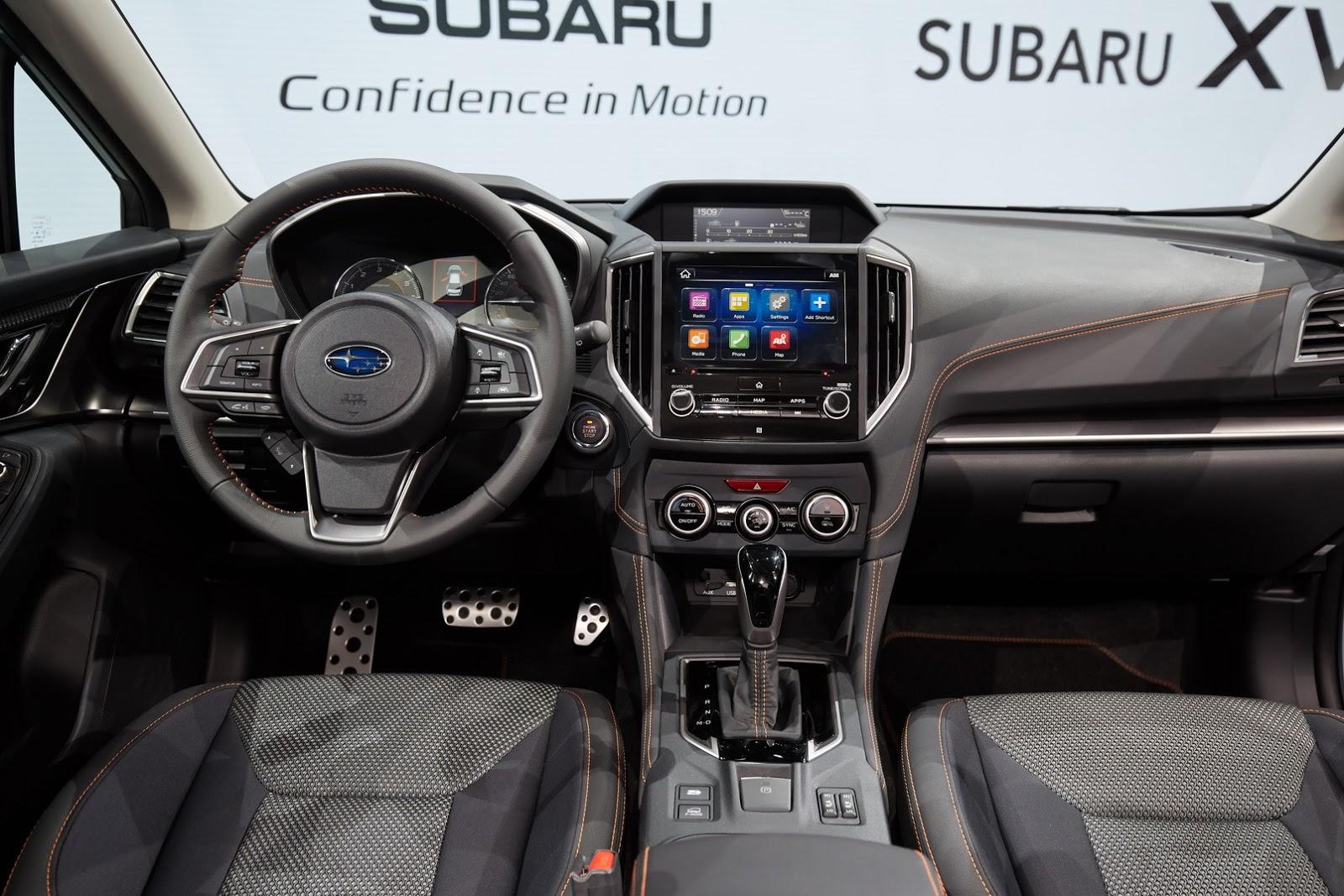 2018 Subaru Xv 13 Benzin Magazin