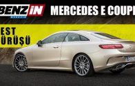 VİDEO: MERCEDES E COUPE TEST SÜRÜŞÜ