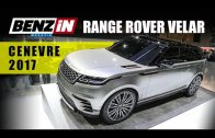 VİDEO: YENİ RANGE ROVER VELAR