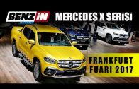 VİDEO: YENİ MERCEDES X SERİSİ