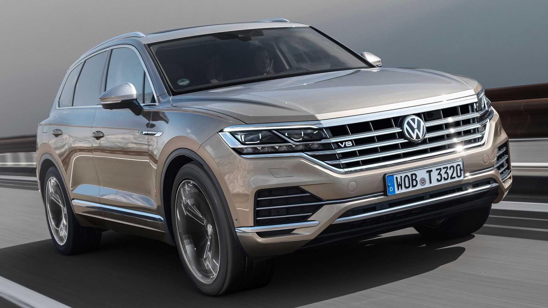 VW'DEN JÜBİLE: 4.0 V8'E VEDA
