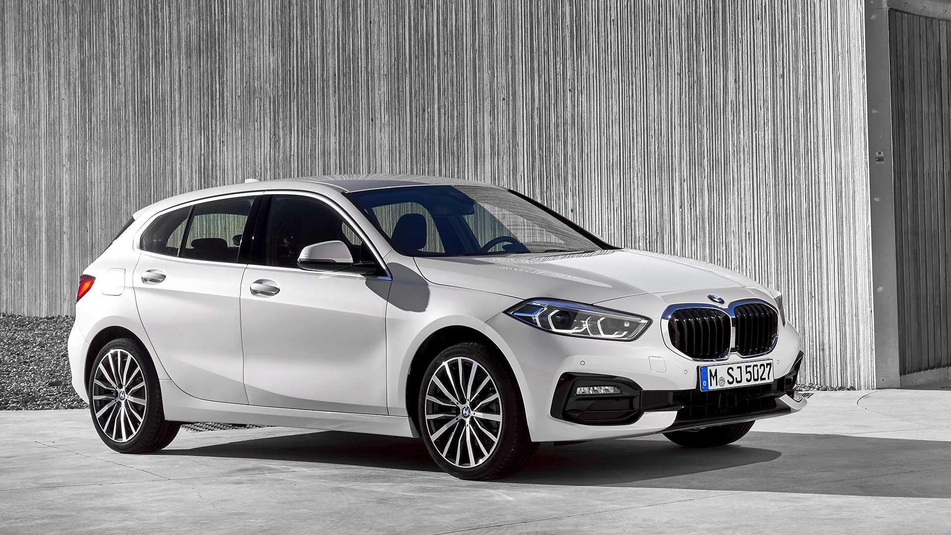 NİHAYET TANITILDI: BMW 1-SERİSİ
