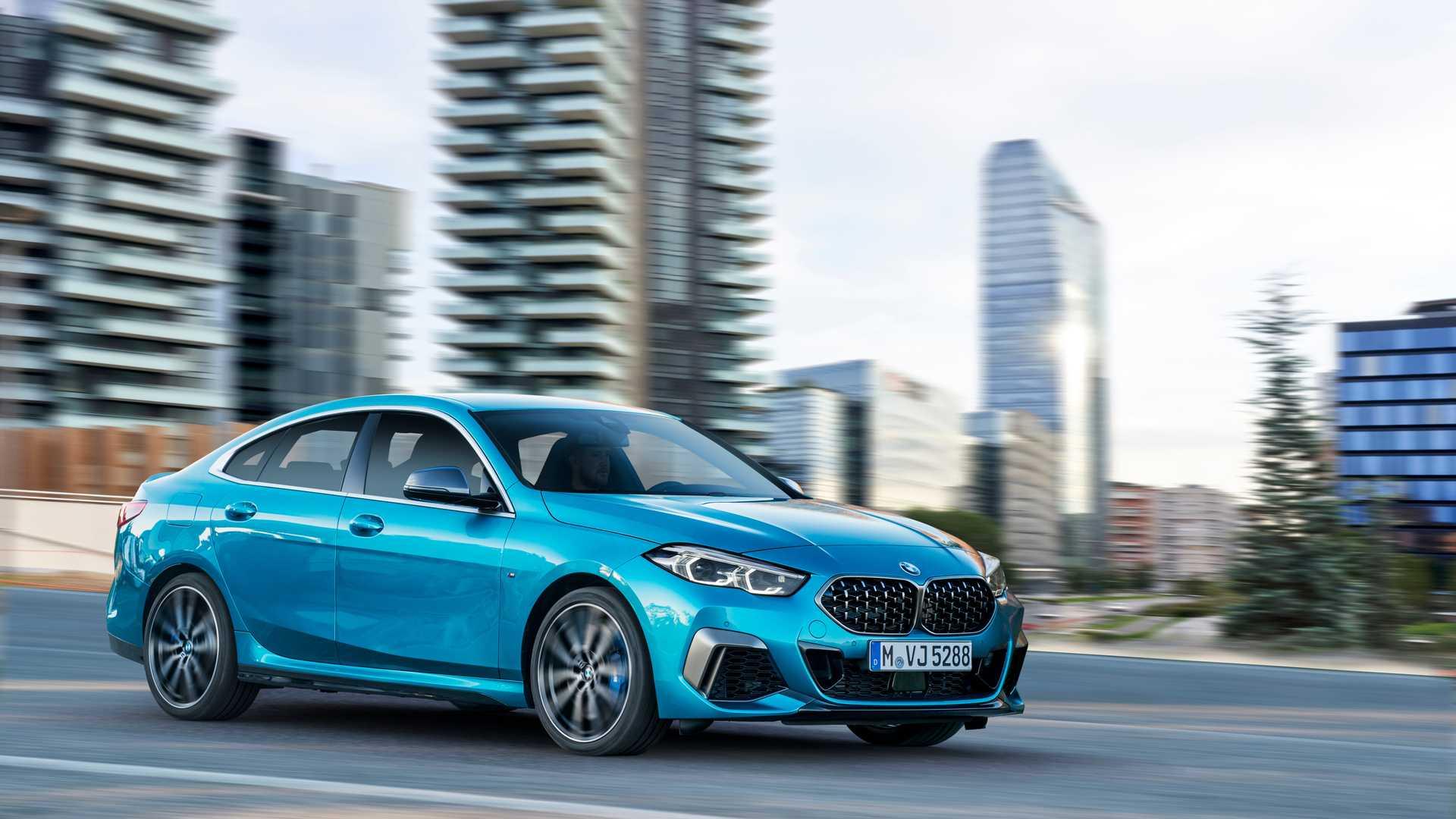 EKSİK TAMAMLANDI: BMW 2-SERİSİ GRAN COUPE