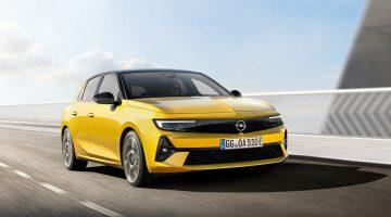 2022 Opel Astra
